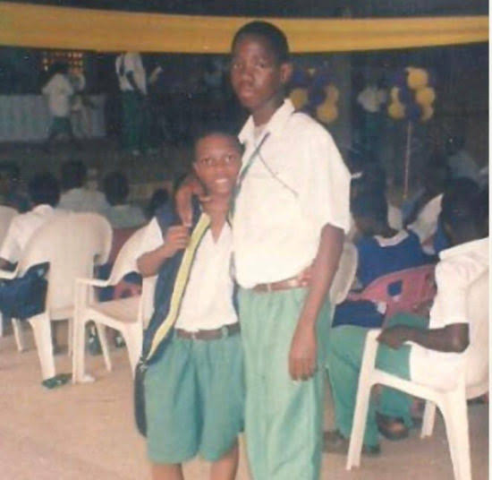 This Throwback Photo Of Wizkid In Secondary School Is Amazing