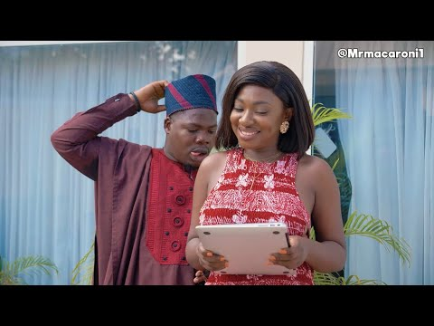 Comedy Video: Mr Macaroni ft. Yvonne Jegede – Villa Picasso