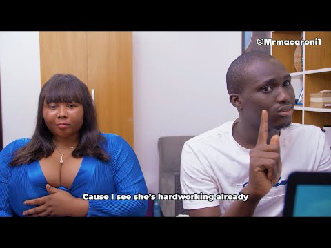 Comedy Video: Mr Macaroni – Job Interview