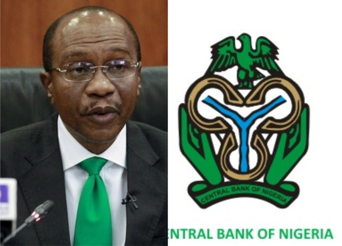 CBN says #EndSARS frontliners whose accounts were frozen are terrorist