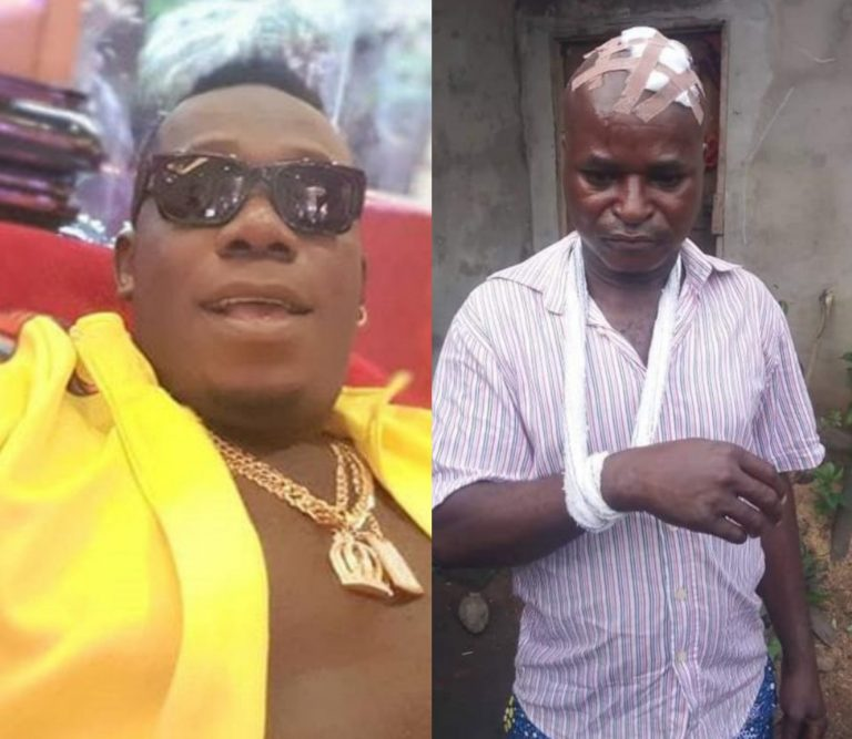 Singer Duncan Mighty Allegedly Assaults A Tanker Driver In Port Harcourt