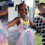 See these lovely latest photos of Davido's second daughter, Hailey Adeleke