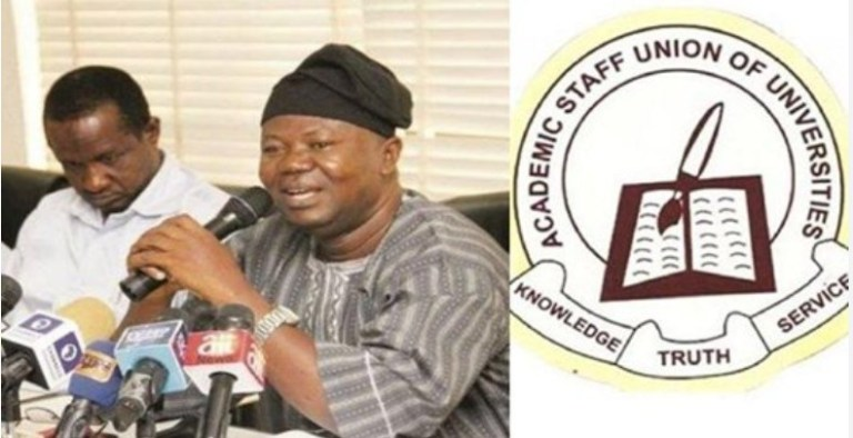 """""""There is no hope for resumption"""" – ASUU gives update on strike"""