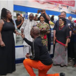 Charley Boy re-proposes to his wife after saying he wants to become a monk (photos)