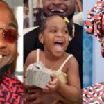 Kemi Olunloyo attacks Davido for buying his daughter a costly diamond necklace