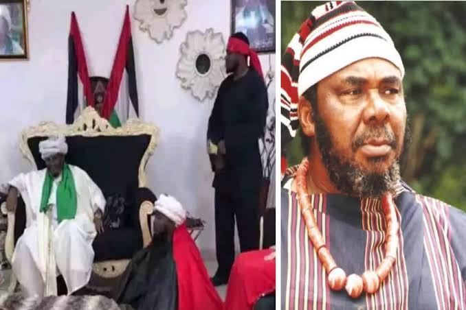 "Pete Edochie Speaks On Alleged Threats On His Life Over Movie Fetal Arrogance Says, ""I'm Not Going To Run Away"""
