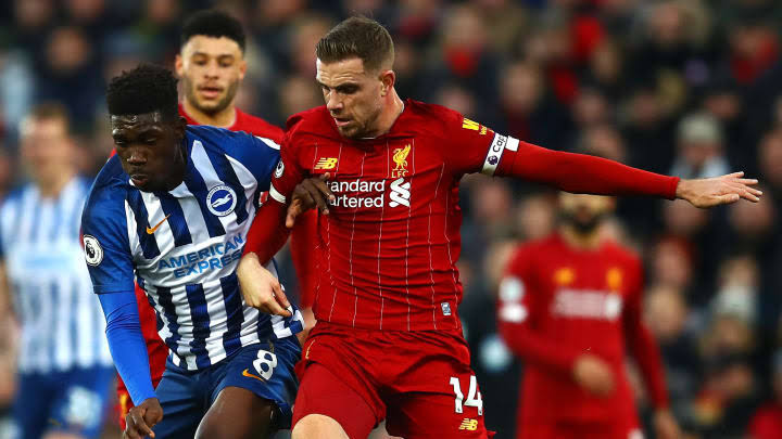 Brighton vs. Liverpool latest: Team News, Possible Lineups, Prediction And Kick-off