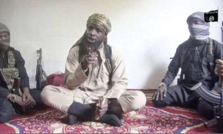 Nobody can arrest me, I'm doing God's work, Boko Haram leader Shekau brags