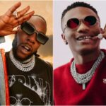 Watch Wizkid, Burna Boy Rehearsing 'Ginger' Ahead Of Live Performance (Video)