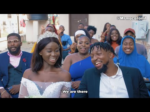 Comedy Video: Mr Macaroni ft. Low Budget Davido, Wizkid, Burna Boy – The EndSars Wedding