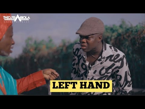 Comedy Video: The Cute Abiola – Left Hand Wahala
