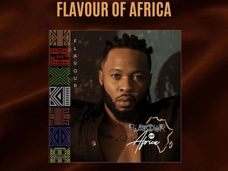Full Download Flavour Of Africa Album by Flavour