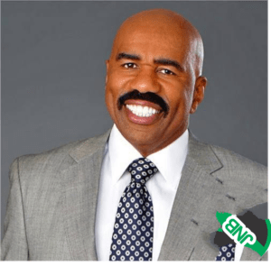 Steve Harvey Net Worth & Quotes