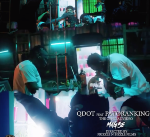 [VIDEO] Qdot Ft. Patoranking – Magbe
