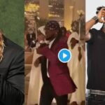 Nigerians Attack Paul Okoye For Performing P-Square's Song At A Presidential Wedding In Equatorial Guinea (Video)