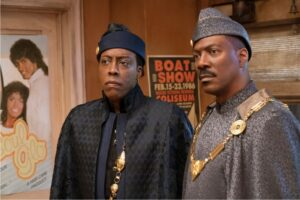 Watch intriguing trailer of Coming to America 2
