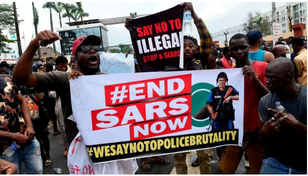 Policemen, Soldiers Storm Lekki Toll Plaza to Stop Another #EndSARS Protest