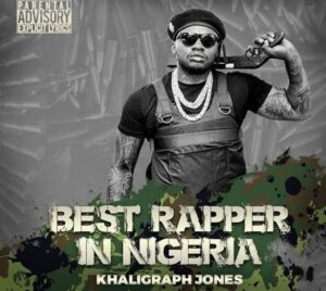 "Listen!! To Kenya Rapper; Khaligraph Jones Diss Track For Blaqbonez & Choco says, ""Best Rapper In Nigeria"
