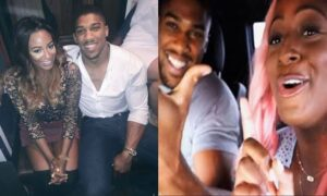 DJ Cuppy having sex With Anthony Joshua– Rapper, Idowest blows hot
