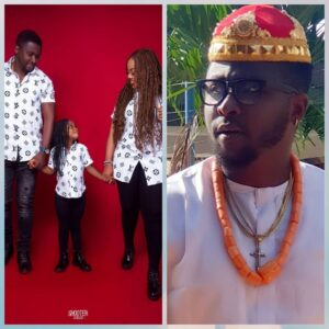 Nollywood Actor, Onny Michael Surprises Wife With Car Gift On Her Birthday (Video)