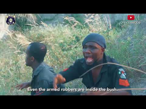 Download Comedy Video: Officer Woos ft. Small Stout – Pursuit