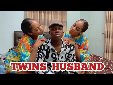 Comedy Video: The Cute Abiola – Twin Husband