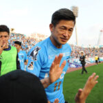 World's oldest professional footballer Kazuyoshi Miura, 53, signs new contract
