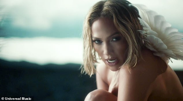 Jennifer Lopez goes completely, dances in forest in new video
