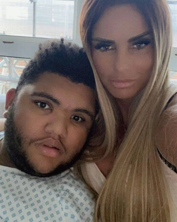 Katie Price wishes her son, Harvey, dies before her says he would be 'heartbroken' without her