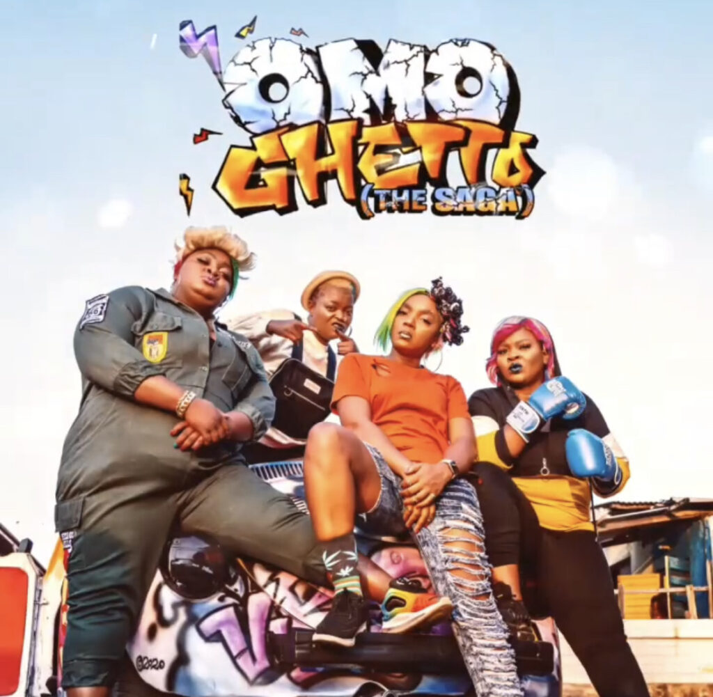 'Omo Ghetto' now officially the highest grossing Nollywood movie ever