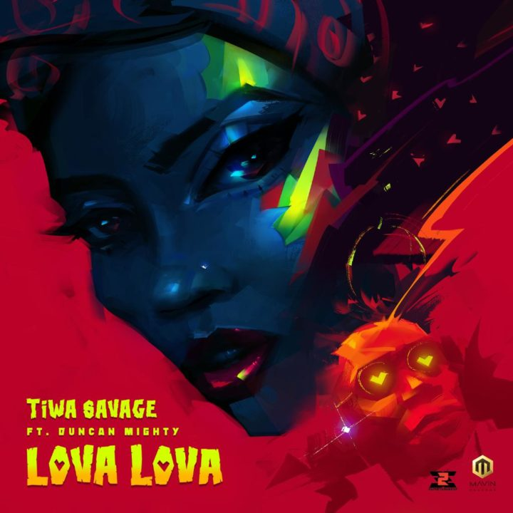 Tiwa Savage – Lova Lova Ft Duncan Mighty