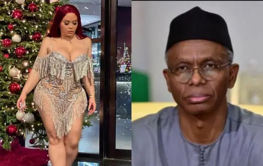 Like Dangote, American Woman Exposes Sexually Explicit With Governor El-Rufai